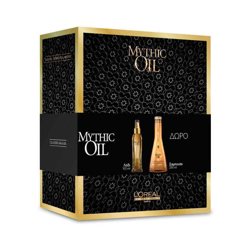 L Oreal Professionnel Mythic Oil (100ml)   Δώρο Mythic Oil Shampoo ... 05ad79d9448